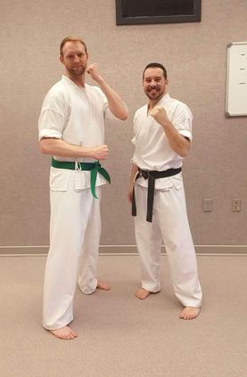 Iowa City Martial Arts Brown's School Karate
