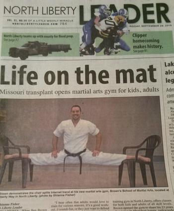 Iowa City Taekwondo