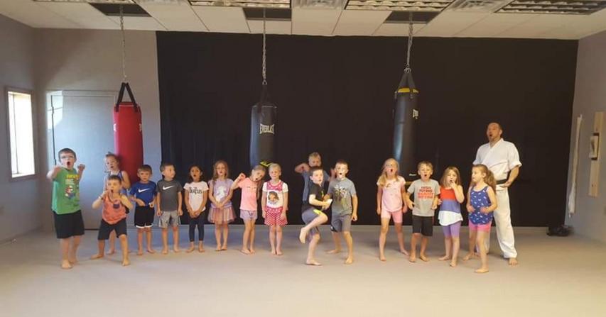 Brown's School Iowa City Martial Arts Karate