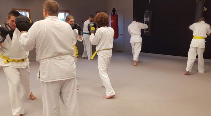 North Liberty Martial Arts Karate