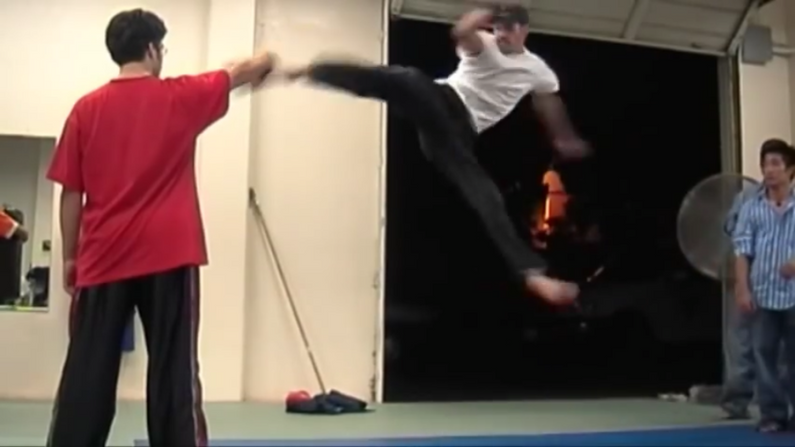 Iowa City Martial Arts Taekwondo