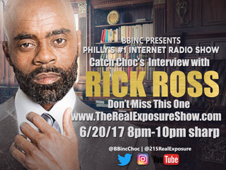 The Real Rick Ross Freeway Rick Ross Interview 6/20/17