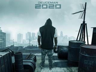 """West Philly rap artist Deuce Man Relentless Click released his mixtape """"2020 Deuceman"""" 17"""