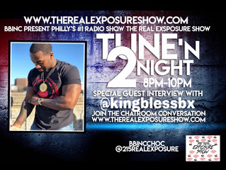 May 29th Special Guest King Bless