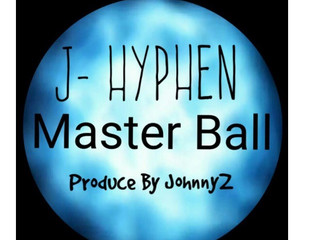 Cleveland artist J-Hyphen released a new song Master Ball (Prod. by JohnnyZ)