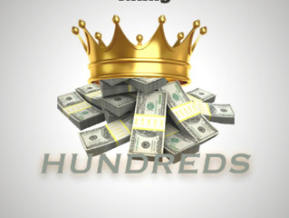"""Philly artist J King dropped a video for his latest hit single """"Hundreds"""" off his latest p"""