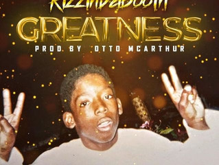 "Rizz In Da Booth Dropped A New Music Video ""Greatness"""