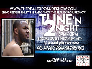 June 5thSpecial Guest Pauly Bronco