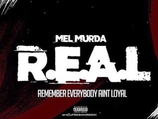 "Philly Rap Artist Mel Murda Drops a Video for Her Hit Single ""R.E.A.L"""