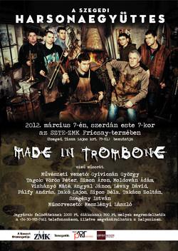 Szeged Trombone Ensemble