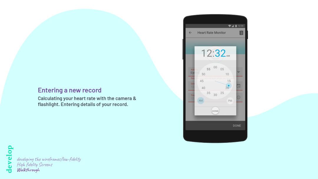HM-entering a new record.mov