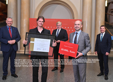 Innovation Award of the State of Lower Saxony for CORAT Consortium