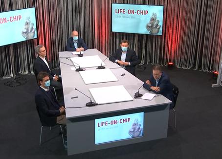 3rd Life-on-Chip event sparking cross-fertilisation in Europe