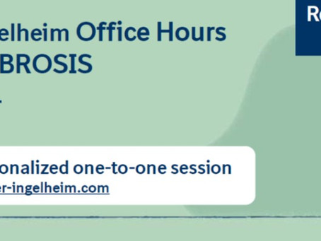 Boehringer Ingelheim Office Hours FOCUS ON FIBROSIS