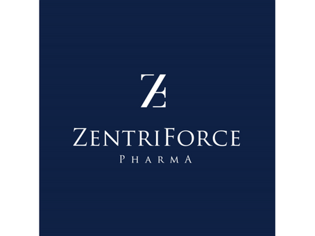 New Member: Welcome in our cluster to ZentriForce Pharma Research