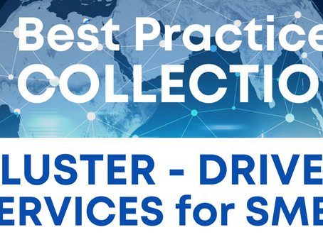 Cluster-driven services for SMEs: best practice collection