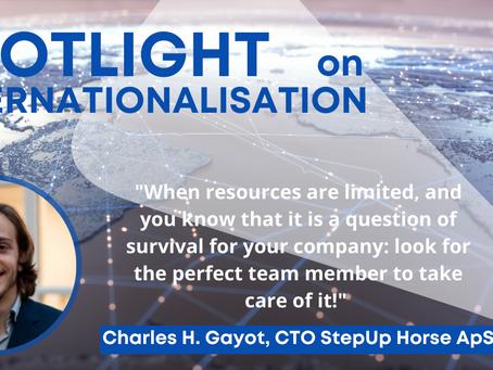 Spotlight on Internationalisation - CELIS