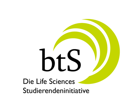 New Member: Welcome in our cluster to btS – Life Sciences Studierendeninitiative e.V.
