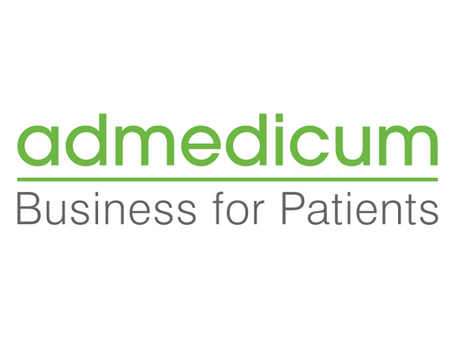 New Member: Welcome in our cluster to Admedicum Business for Patients