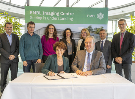 EMBL and Leica sign open innovation agreement
