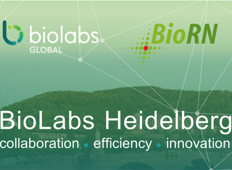 Merck KGaA, Darmstadt, Germany supports Biolabs Heidelberg with a Gold Sponsorship