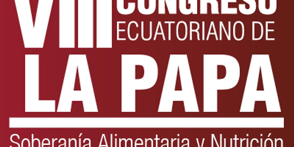 VIII Congreso Ecuatoriano de la Papa