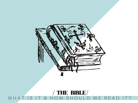 How Should We Read the Bible?