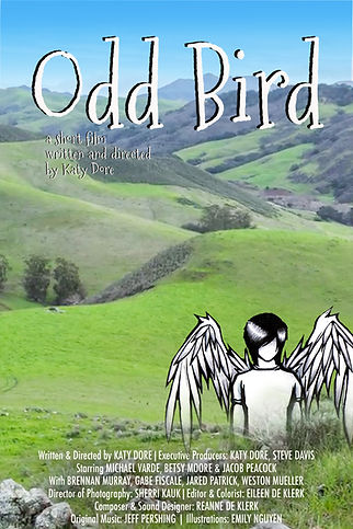 Odd Bird posterNOlaurels12x18.jpg