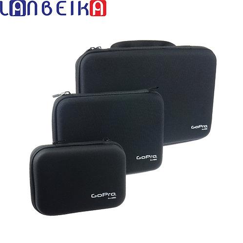 LANBEIKA for Gopro 3 Sizes Nylon Portable Case for Hero 8 7 6 5 4 3+ SJCAM SJ500