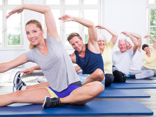 Pilates Benefits People of ALL Ages