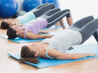Monthly Pilates Tip: The Bridge Level 3
