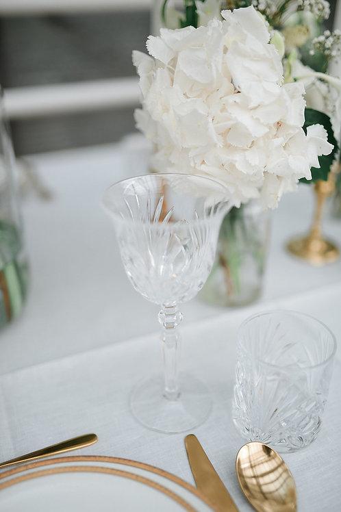 Weinglas - Kristallglas
