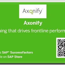 QR Button for SAP/Axonify