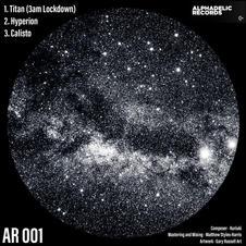 EP cover art for DJ Kariuki (back)