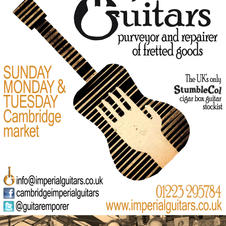 Flyer image for Imperial Guitars