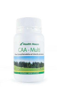 CAA多種維他命礦物質配方  CAA-Multi