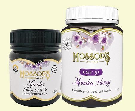 UMF®5+ 麥蘆卡蜂蜜 250g + 1000g (工展會特惠套裝)