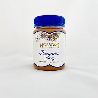 Mossop's 慕氏新西蘭金銀花蜂蜜 1千克