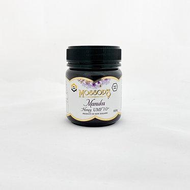 Mossop's 慕氏UMF10+麥蘆卡蜂蜜 250克 UMF®10+ Manuka Honey 250g