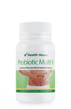 直達腸道多元益生菌膠囊  Probiotic Multi 9