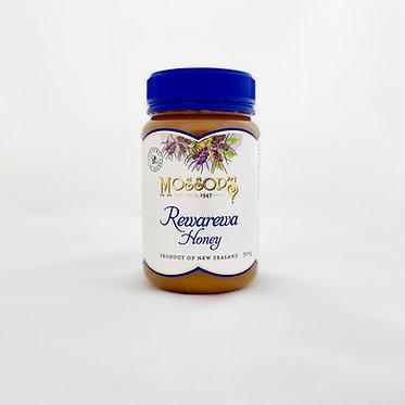 Mossop's 慕氏新西蘭金銀花蜂蜜 500克