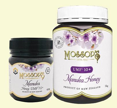 UMF®10+ 麥蘆卡蜂蜜 250g + 1000g (工展會特惠套裝)