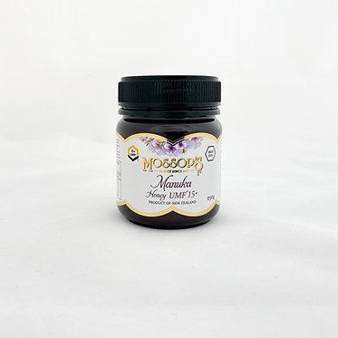 Mossop's 慕氏UMF15+麥蘆卡蜂蜜 250克 UMF®15+ Manuka Honey 250g