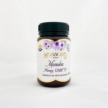 Mossop's 慕氏UMF5+麥蘆卡蜂蜜 500克 UMF®5+ Manuka Honey 500g