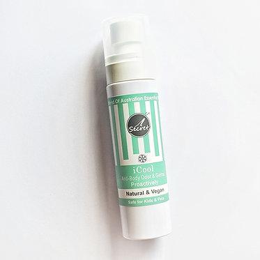 iCool 涼肌 - 防汗味抗菌草本噴霧 80ml