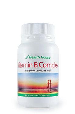 全方位維他命B膠囊  Vitamin B Complex