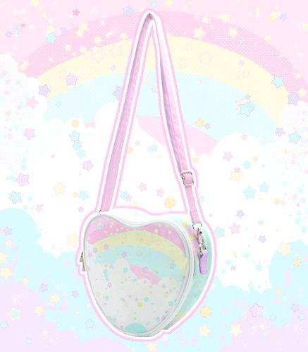 Sky High Heart Bag