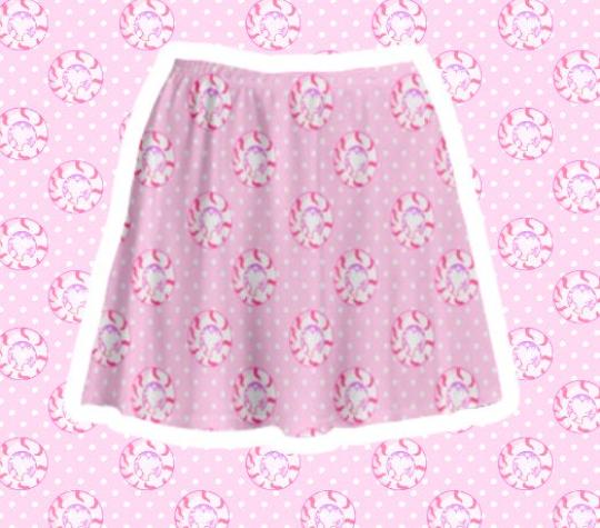 uwuzumaki skirt