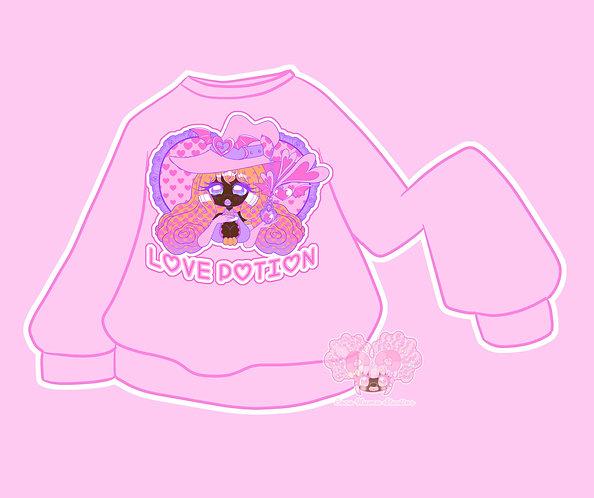 Love Potion Sweatshirt