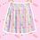 Thumbnail: Coco Kuma Diner Pleated Skirt